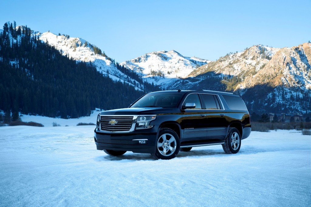 2015 chevrolet suburban chevy pictures photos gallery green car. Cars Review. Best American Auto & Cars Review
