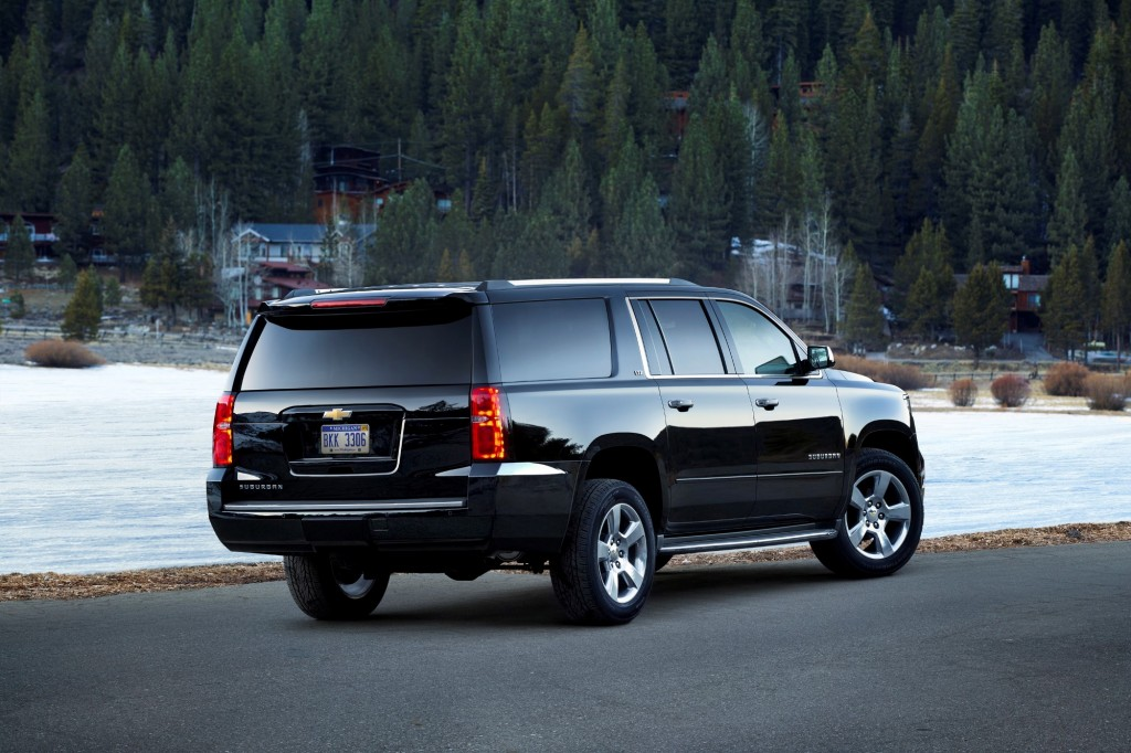 2015 chevrolet suburban chevy pictures photos gallery. Cars Review. Best American Auto & Cars Review