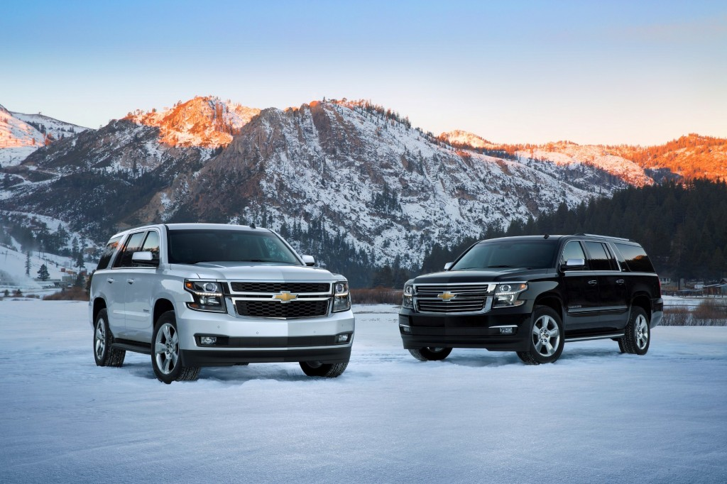 2015 chevrolet suburban chevy pictures photos gallery the car. Cars Review. Best American Auto & Cars Review