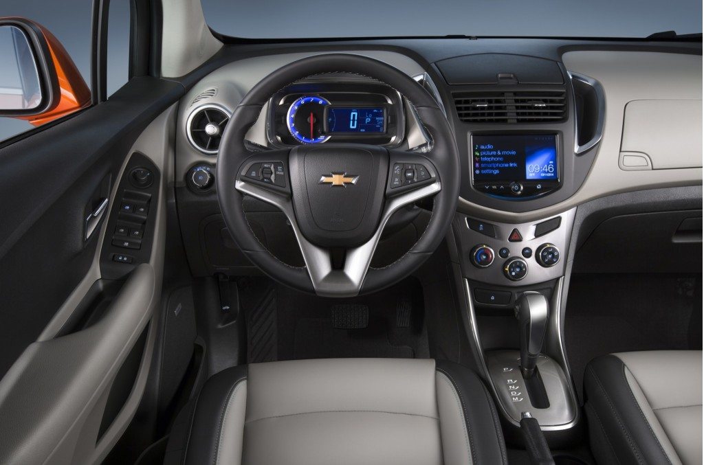 2015 Chevrolet Trax Awd Subcompact Hatchback To Launch Next Year