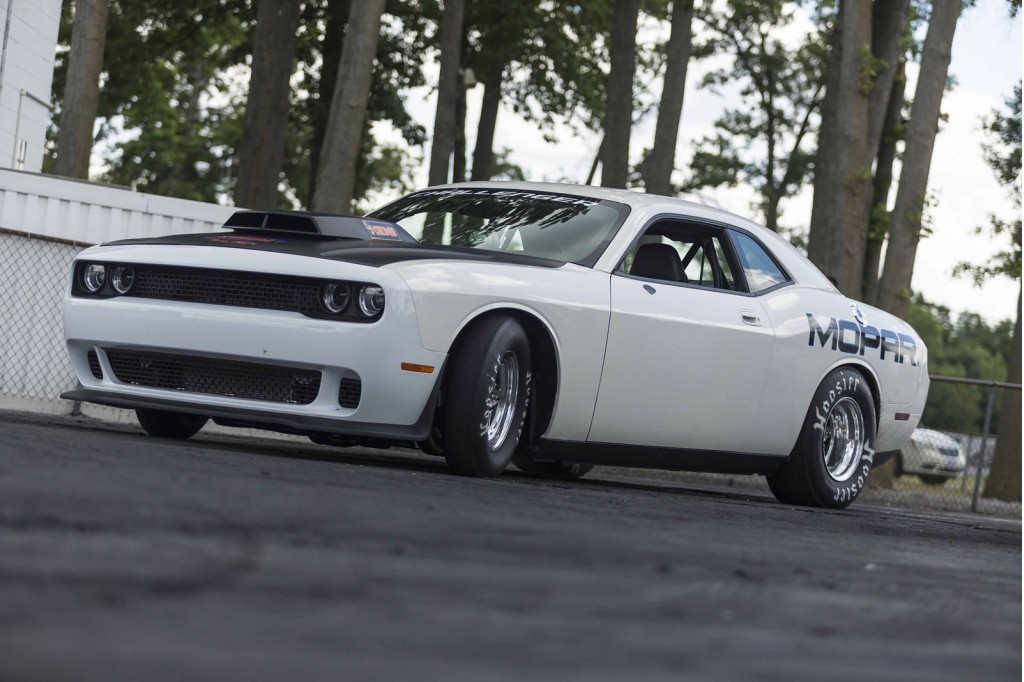 first look at 2015 dodge challenger drag pak video. Cars Review. Best American Auto & Cars Review
