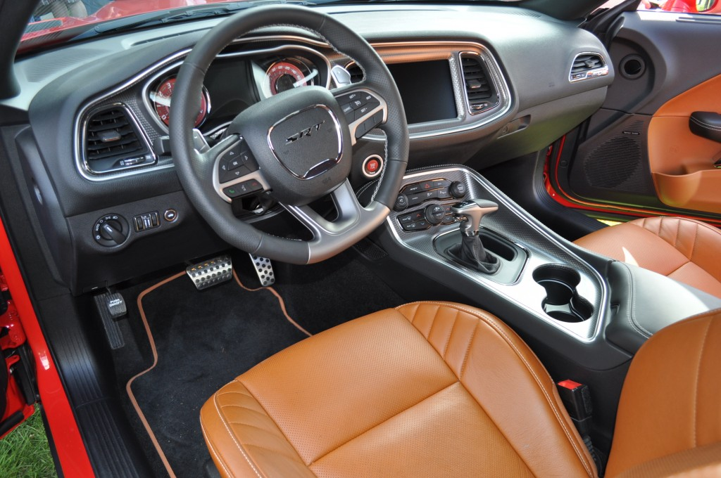 2015 dodge challenger including hellcat page 4 club lexus forums - 2015 Dodge Challenger Srt Hellcat Sepia Laguna Leather
