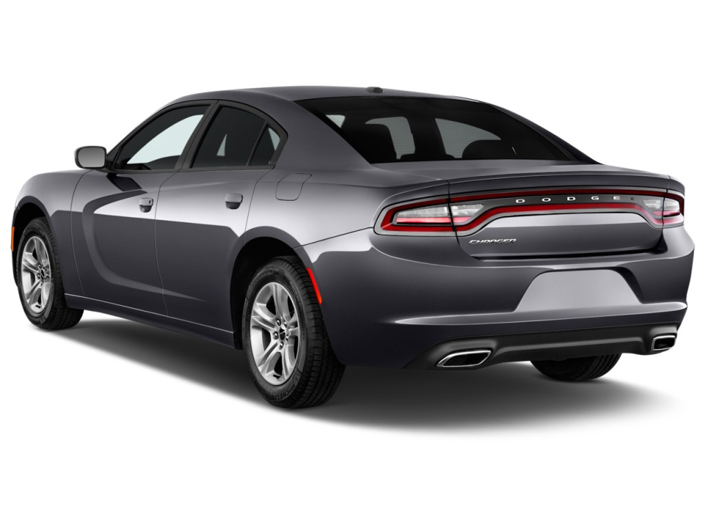 2015 Dodge Charger 4-door Sedan SE RWD Angular Rear ...2015 Dodge Charger Coupe