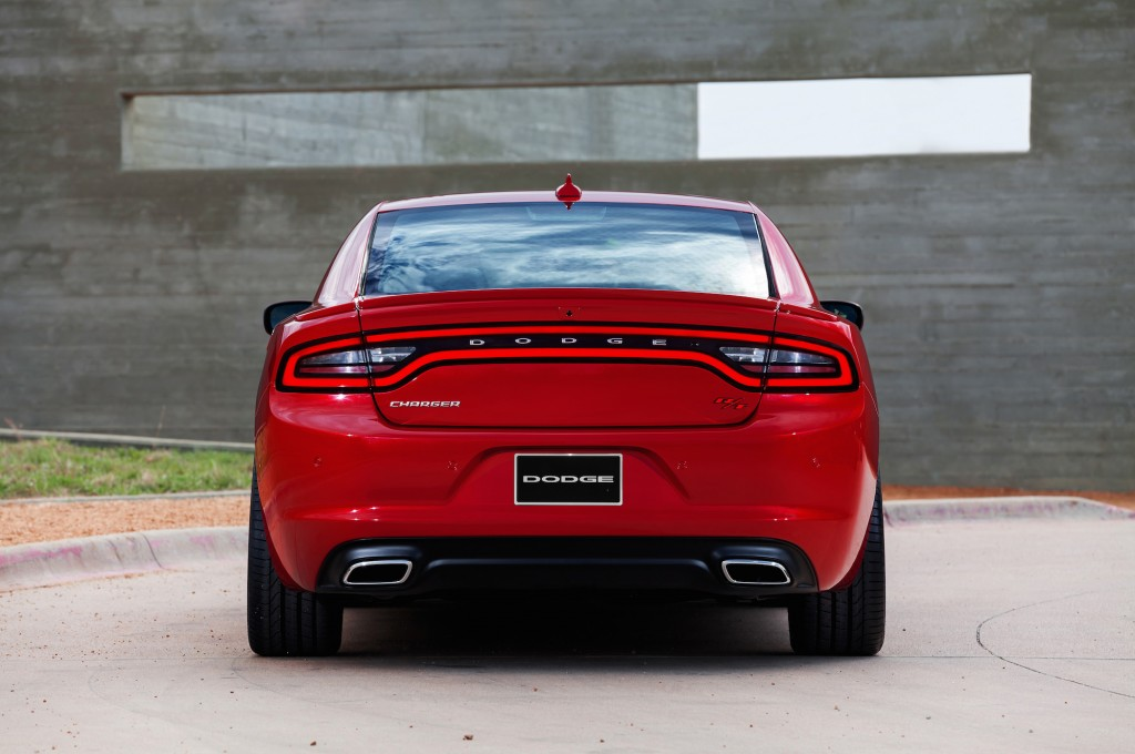 2015 Dodge Charger First Look