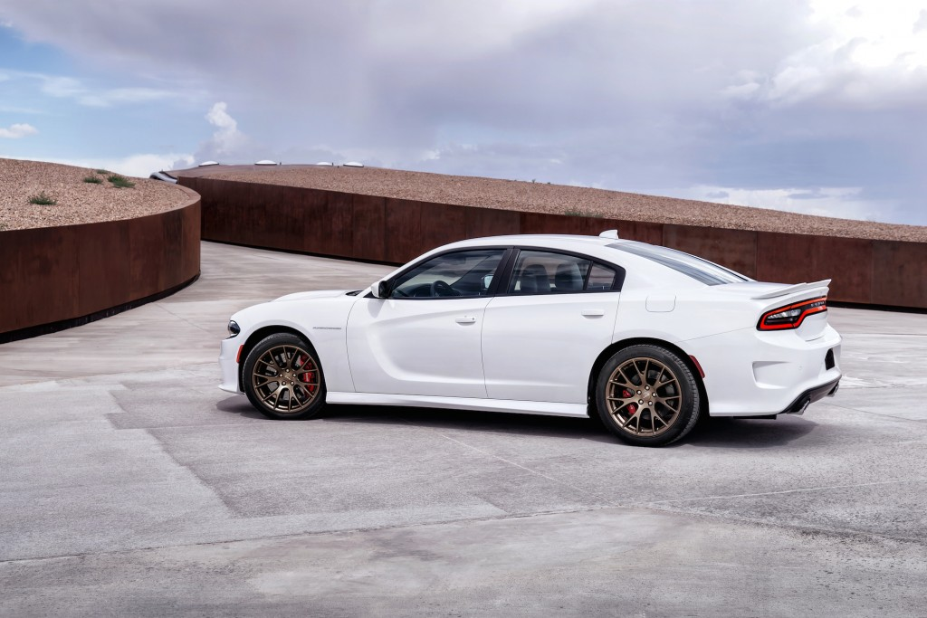 2015 Dodge Charger SRT Hellcat Is World's Most Powerful Sedan2015 Dodge Charger Coupe