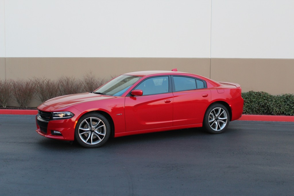 2015 Dodge Charger R/T - Quick Drive, December 2014