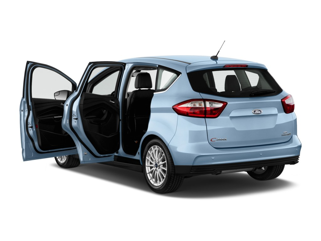 image 2015 ford c max hybrid 5dr hb sel open doors size. Black Bedroom Furniture Sets. Home Design Ideas