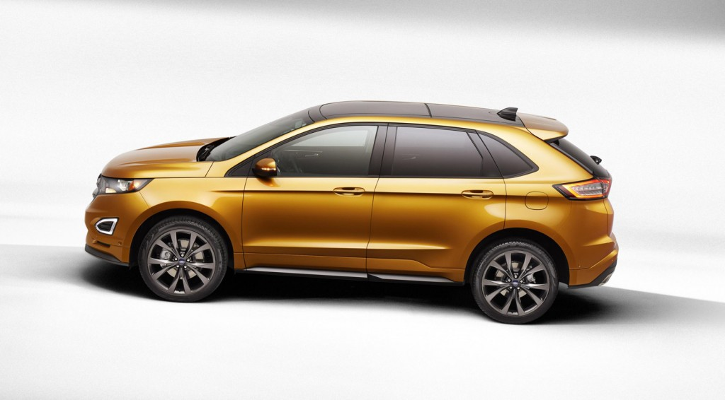 2015 ford edge pictures photos gallery   green car reports