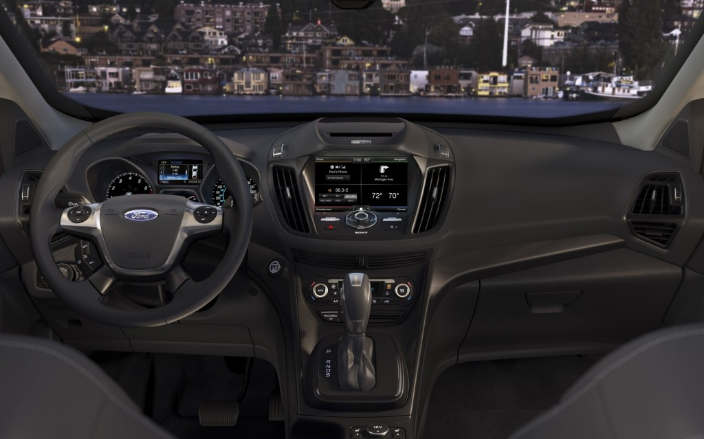 2014 2015 ford escape transit connect recalled to fix software glitch. Black Bedroom Furniture Sets. Home Design Ideas