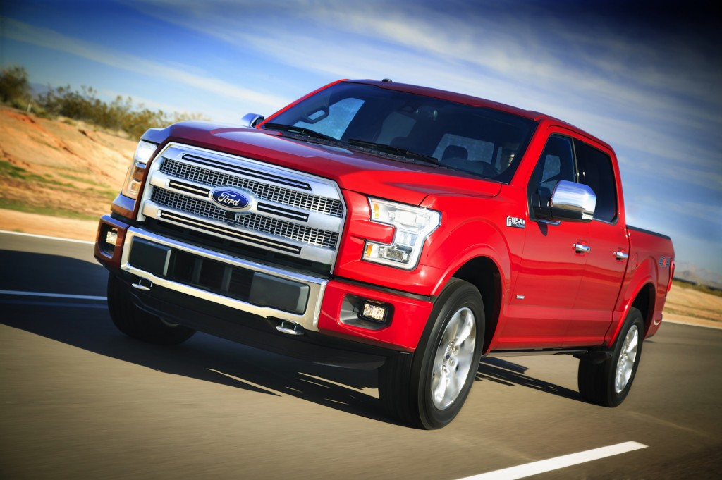 , Live Photos & Video: 2.7-Liter EcoBoost & 700-Pound Weight Loss