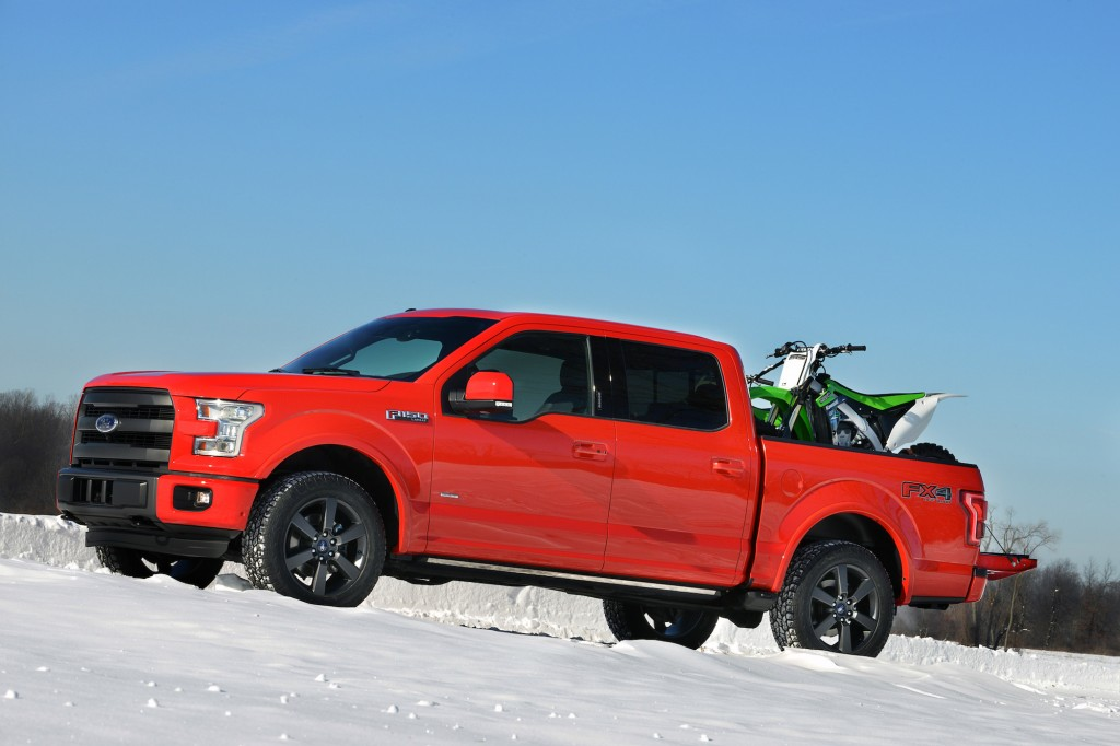 2015 Ford F 150 Pictures Photos Gallery Motorauthority
