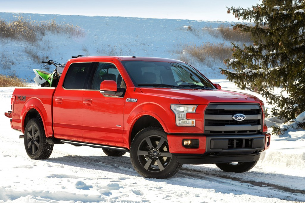 2015 Ford F 150 First Crash Test Ratings For Aluminum
