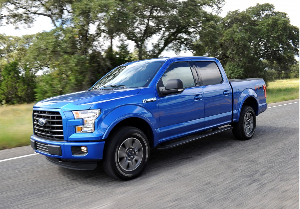 2015 ford f 150 pictures photos gallery the car connection. Black Bedroom Furniture Sets. Home Design Ideas