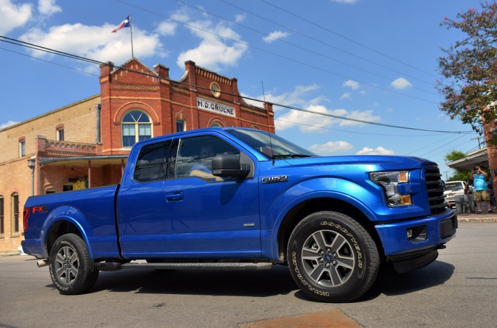 The 2015 Ford F-150 & The $10,000 Discount: Is America's Best ...