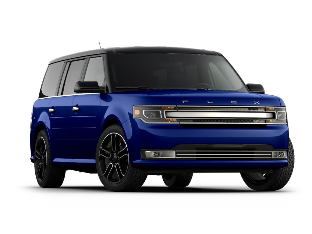 2015 ford flex pictures photos gallery the car connection. Black Bedroom Furniture Sets. Home Design Ideas
