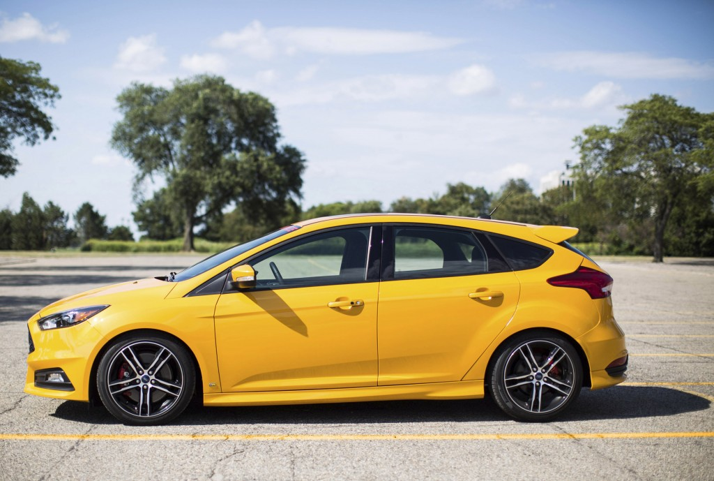 ford performance offering power upgrades starting with focus st. Black Bedroom Furniture Sets. Home Design Ideas