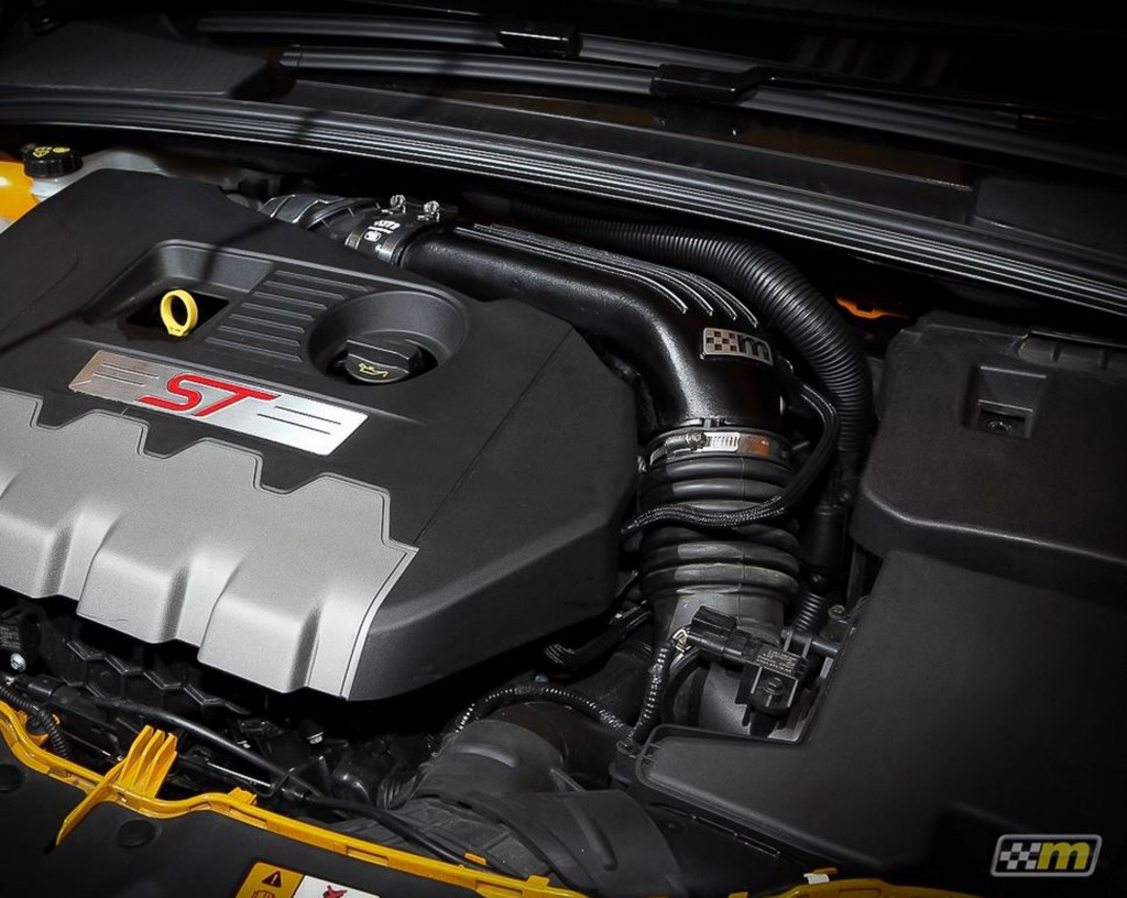 2015 ford focus st equipped with ford performance upgrades. Cars Review. Best American Auto & Cars Review