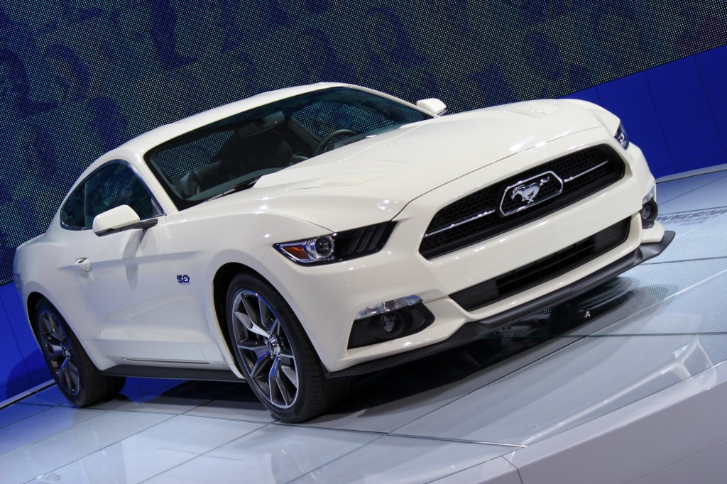 Open Your Ears To Take In The EcoBoost-Powered 2015 Mustang