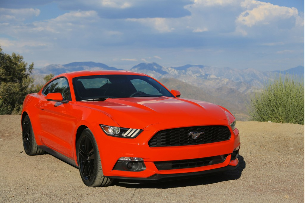 2015 ford mustang ecoboost gets active sound generator. Black Bedroom Furniture Sets. Home Design Ideas