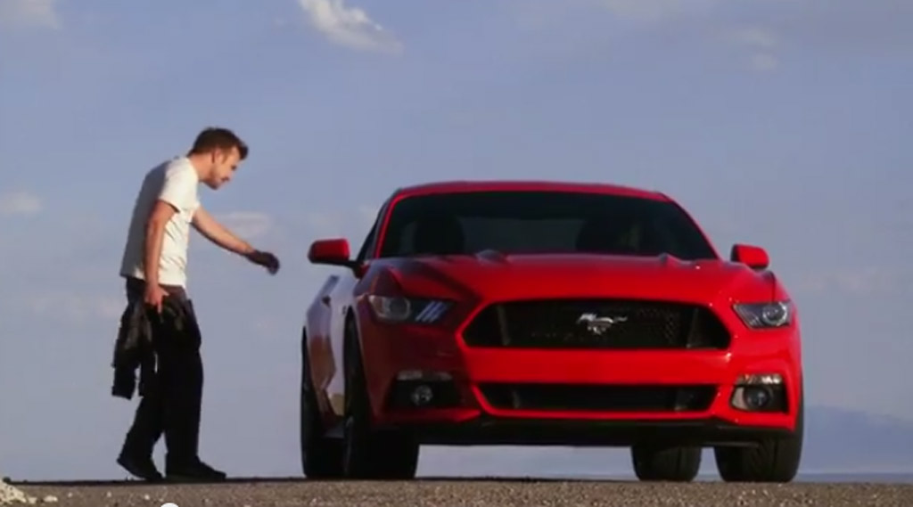 Ford Picks Need For Speed Movie Director For 2015 Mustang Ad