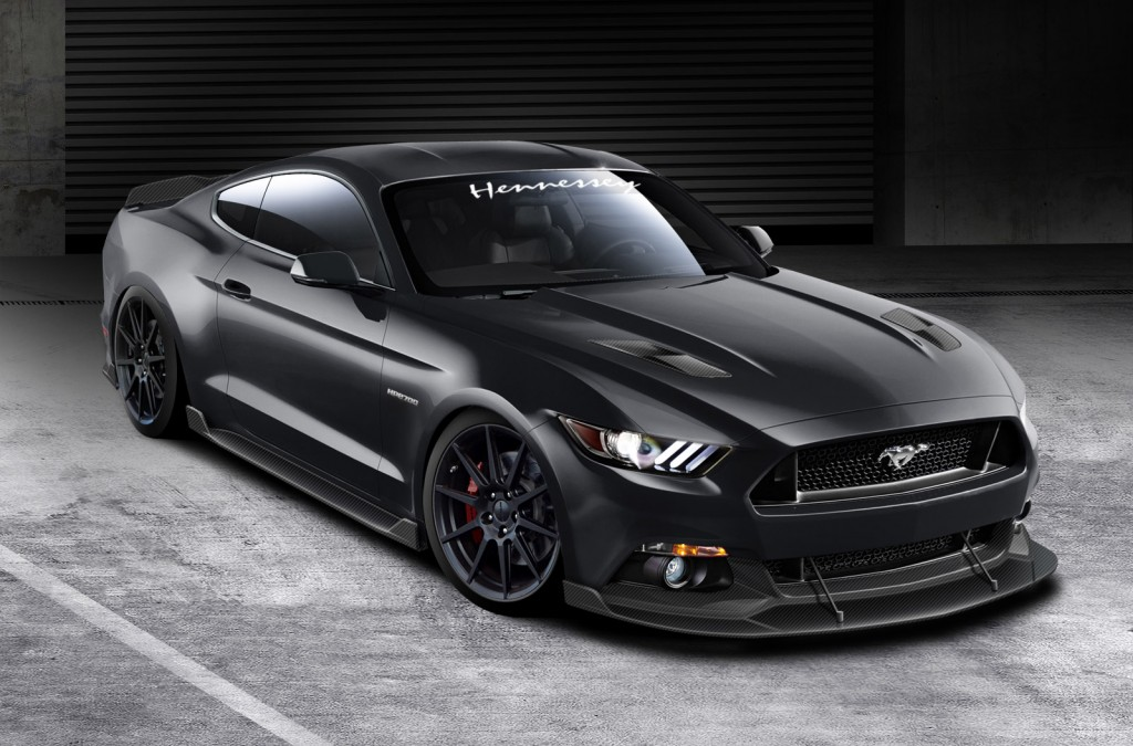2015 Hennessey Ford Mustang Hits 195 2 Mph Video