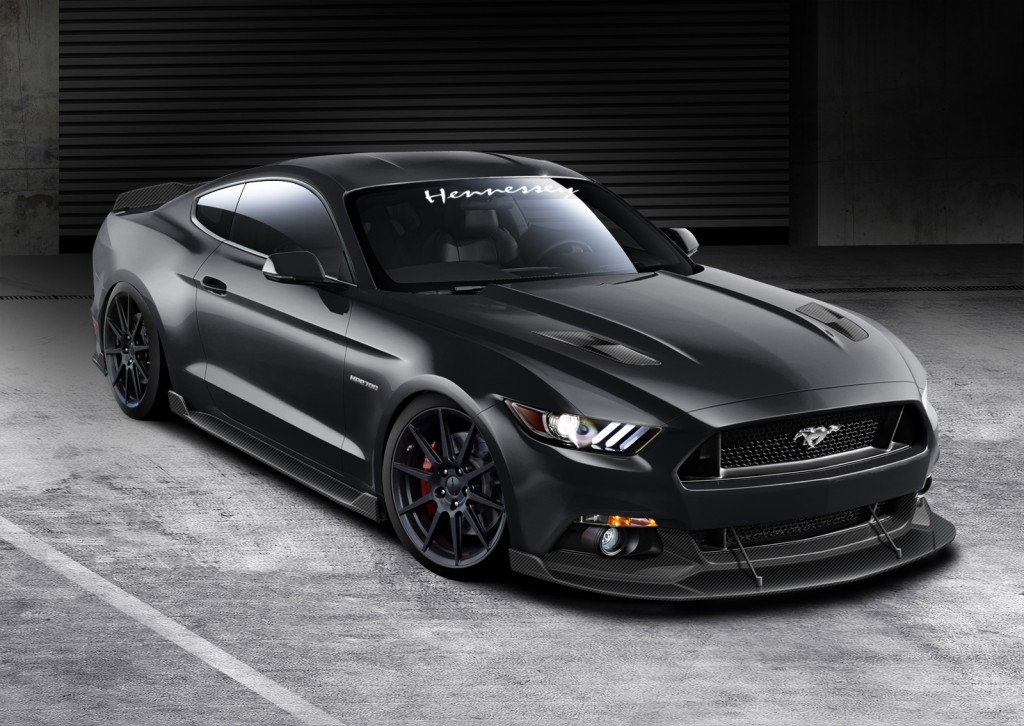 2015 Hennessey Ford Mustang Hits 195.2 MPH: Video