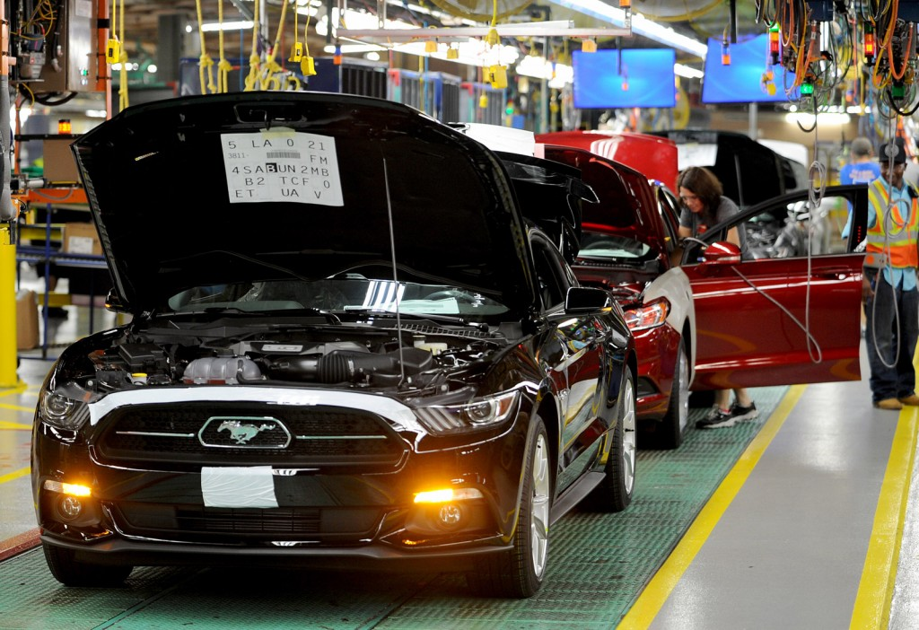 Ford assembly plant in michigan #2