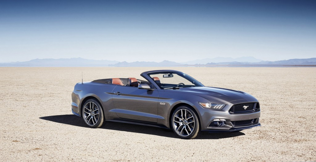 2015 Ford Mustang Convertible New Details Photos And Video