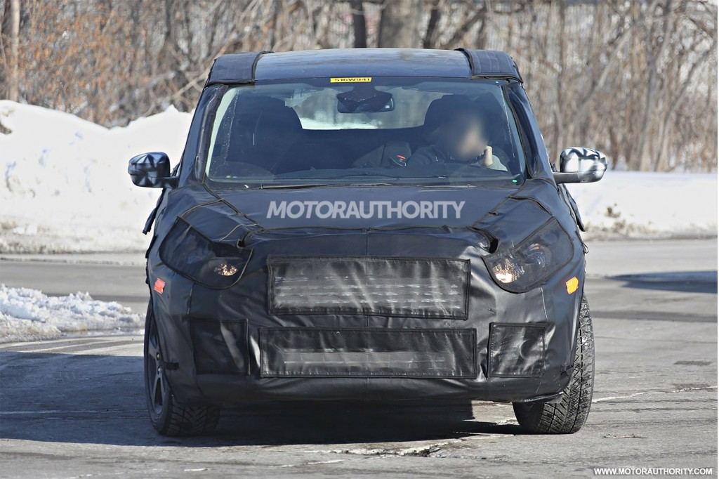 2015 Ford Expedition Spy Shots