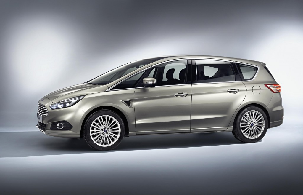 2015 ford s max revealed still unconfirmed for u s market. Black Bedroom Furniture Sets. Home Design Ideas