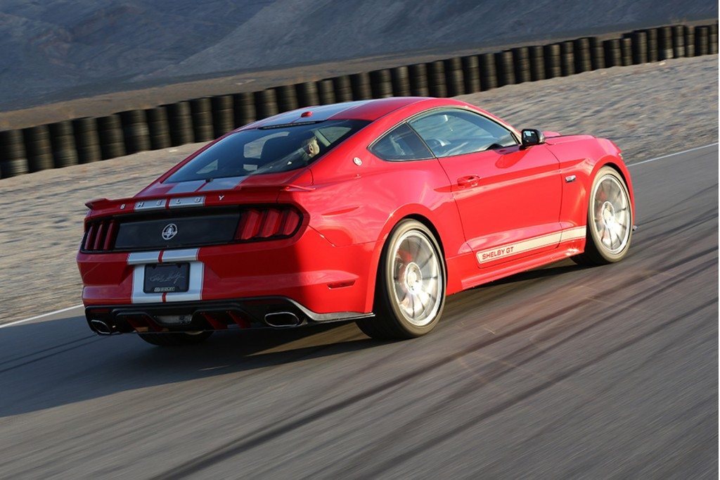2015 ford shelby gt - photo #7