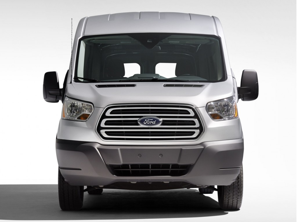 2015 Ford Transit Wagon Pictures/Photos Gallery - MotorAuthority