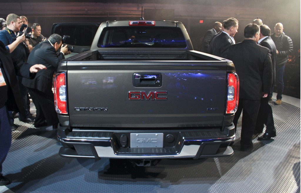 2015 Gmc Canyon On Sale Date | Autos Post