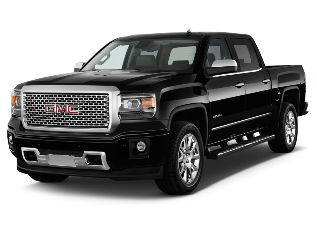 2015 gmc sierra 1500 pictures photos gallery green car reports. Black Bedroom Furniture Sets. Home Design Ideas