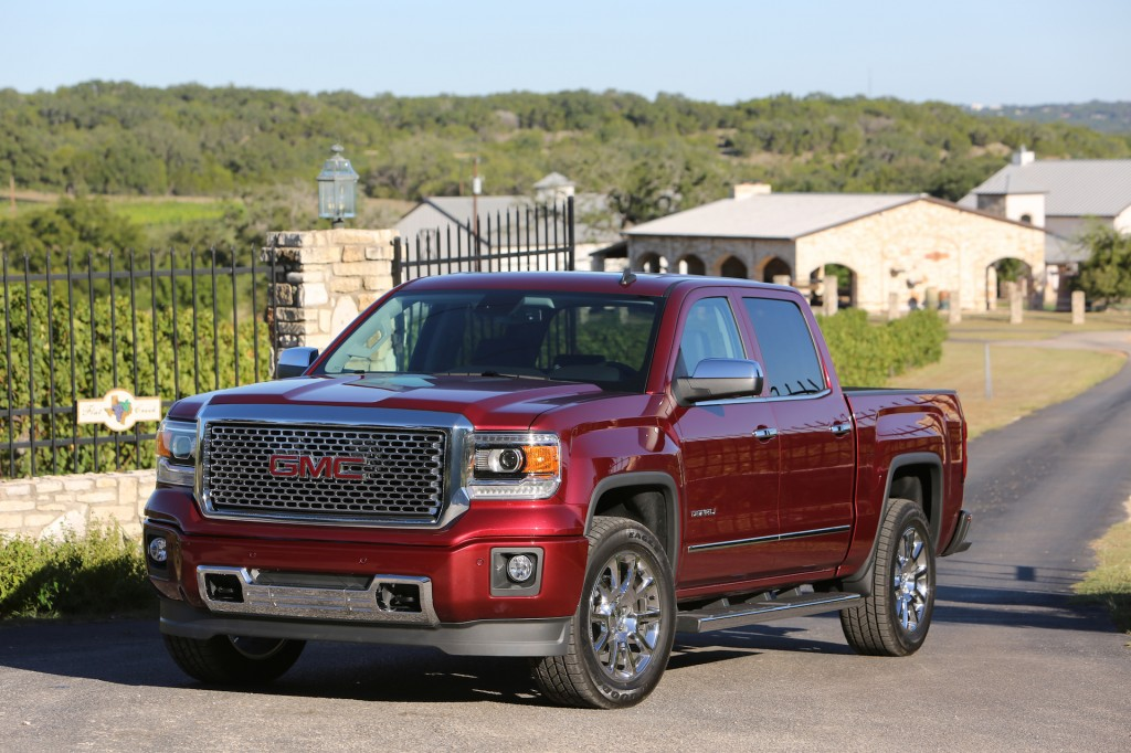 2015 gmc sierra 1500 pictures photos gallery the car connection. Black Bedroom Furniture Sets. Home Design Ideas