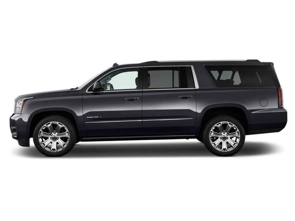 2015 gmc yukon xl 2wd 4 door denali side exterior view. Black Bedroom Furniture Sets. Home Design Ideas