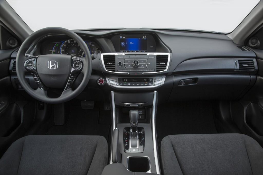 2015 Honda Accord Sedan Coupe And Hybrid On Sale Today