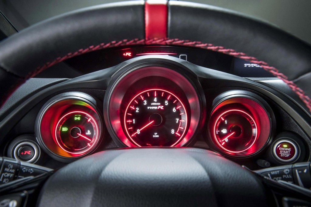 2015 honda civic type r clocked at 167 mph. Black Bedroom Furniture Sets. Home Design Ideas