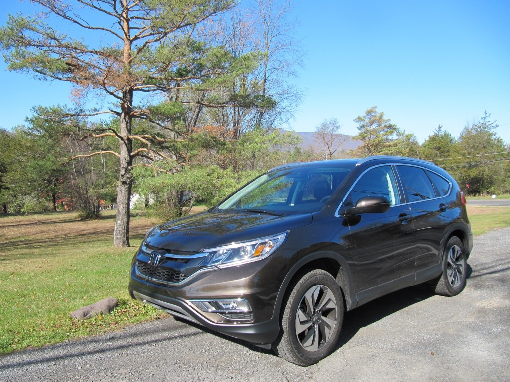 2015 honda cr v gas mileage test of updated crossover suv page 2. Black Bedroom Furniture Sets. Home Design Ideas