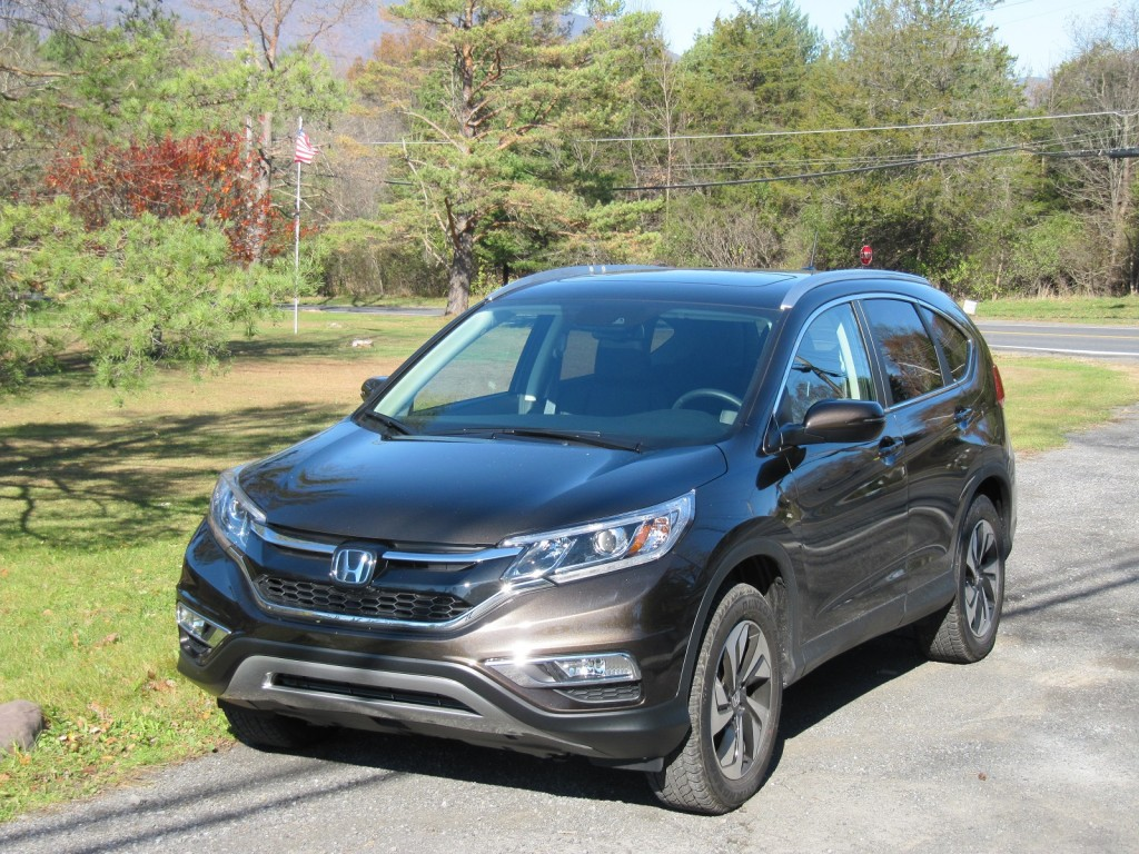 gas mileage of 2014 honda cr v fuel economy