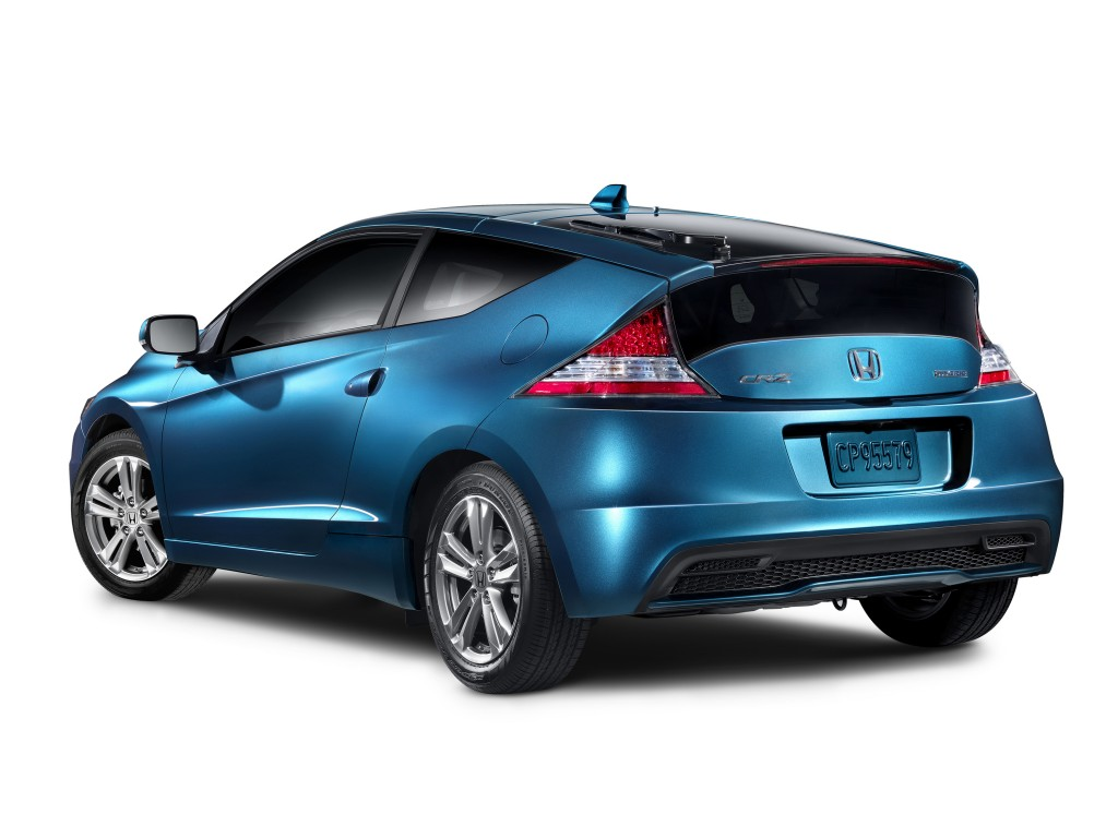 2015 Honda Cr Z Pictures Photos Gallery Motorauthority