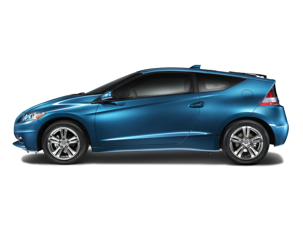 2015 honda cr z hybrid two seat coupe unchanged for new. Black Bedroom Furniture Sets. Home Design Ideas