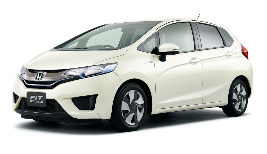 2015 honda fit to make 2014 detroit auto show debut. Black Bedroom Furniture Sets. Home Design Ideas