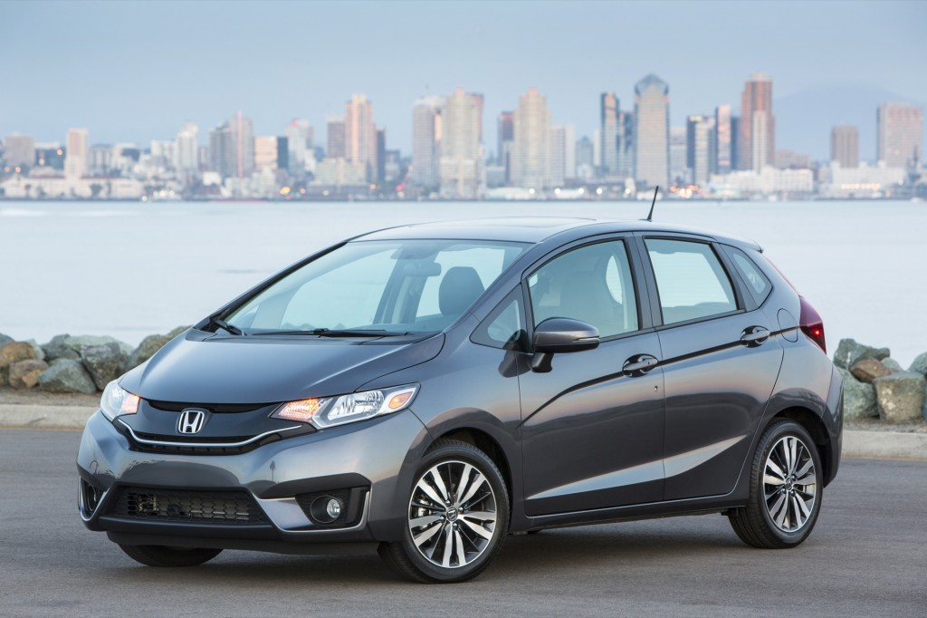 2015 honda fit pictures photos gallery green car reports. Black Bedroom Furniture Sets. Home Design Ideas