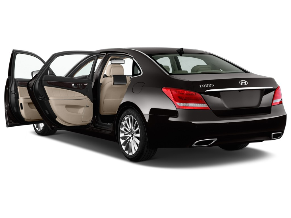 2015 Hyundai Equus Pictures Photos Gallery Motorauthority