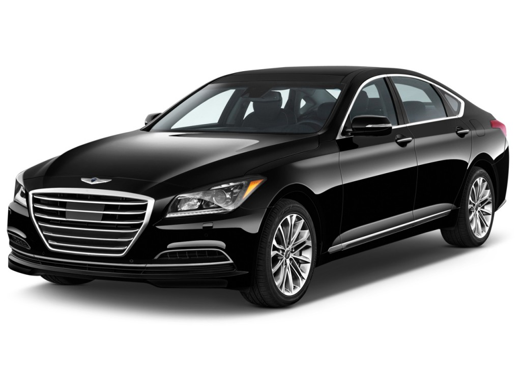 2015 Hyundai Genesis 4 Door Sedan V6 3 8l Rwd Angular