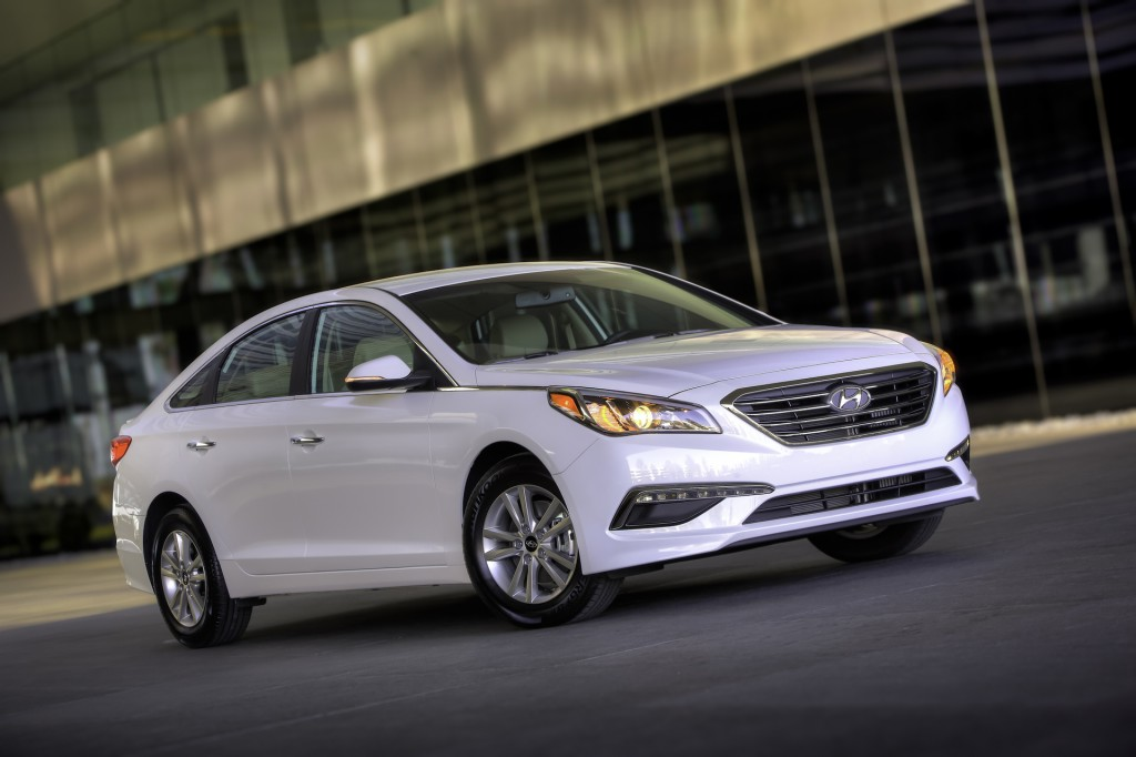 2015 Hyundai Sonata Pictures Photos Gallery Green Car