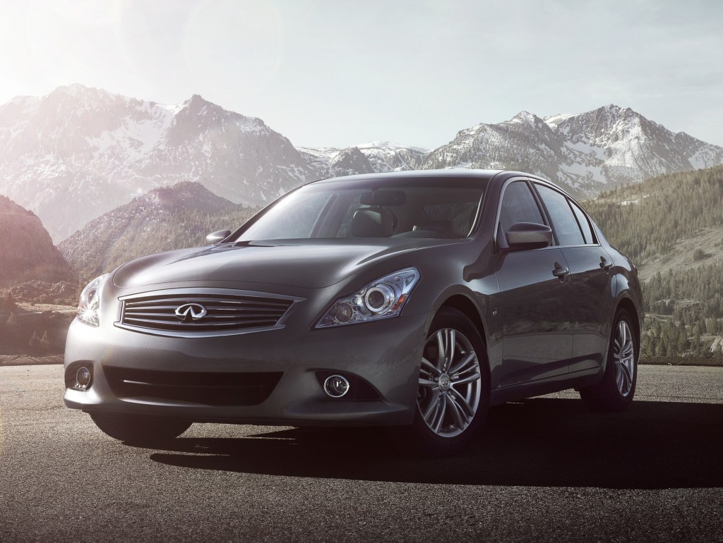 infiniti renames g37 sedan the q40 for 2015. Black Bedroom Furniture Sets. Home Design Ideas
