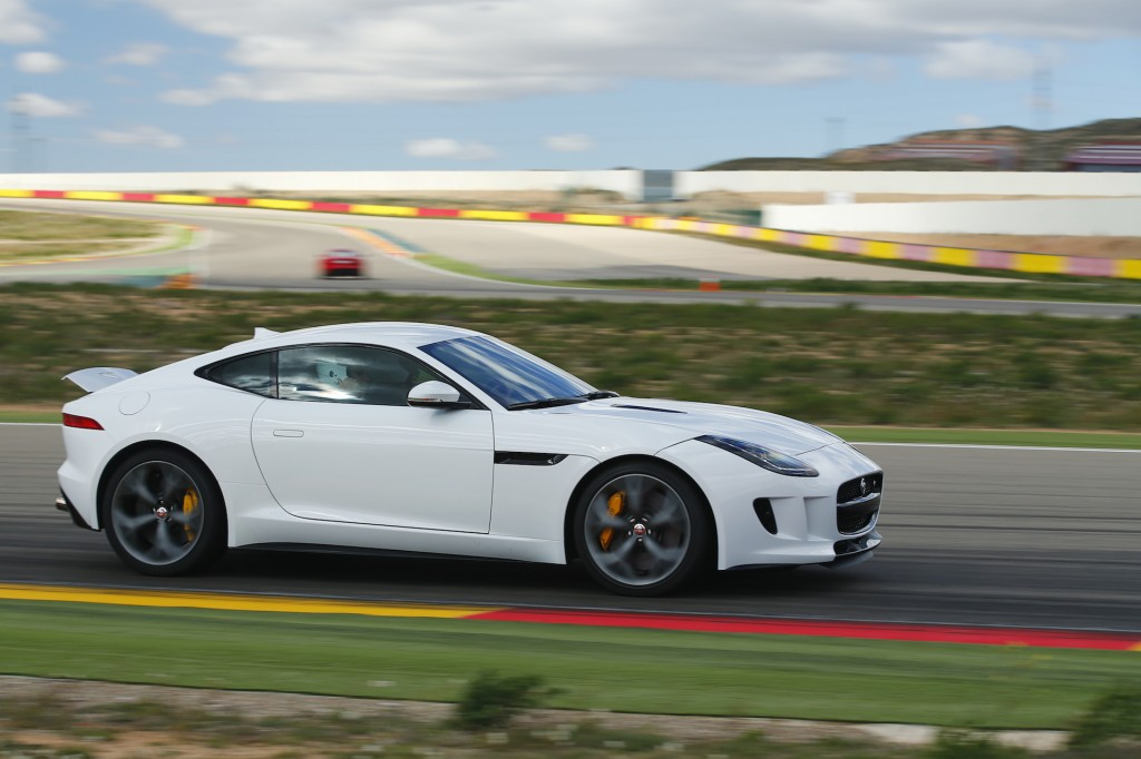 2015 jaguar f type r coupe. Cars Review. Best American Auto & Cars Review