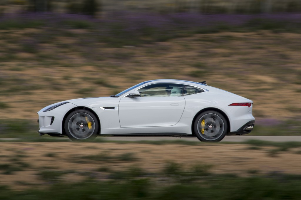 2015 jaguar f type coupe r first drive. Cars Review. Best American Auto & Cars Review